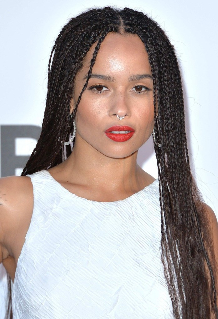 Half-Braids Most Coolest Twist Hairstyles for Amazing Look