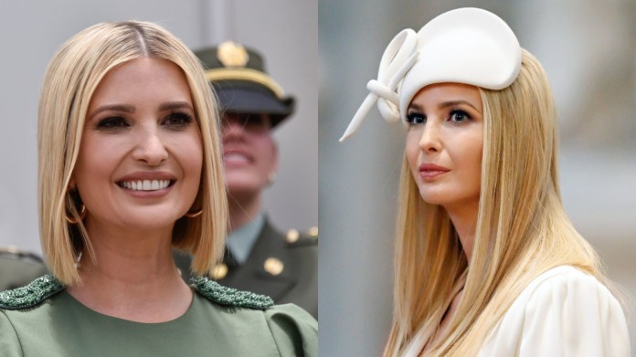 Ivanka-Trump-Hairstyles Very Attractive Ivanka Trump Hairstyles