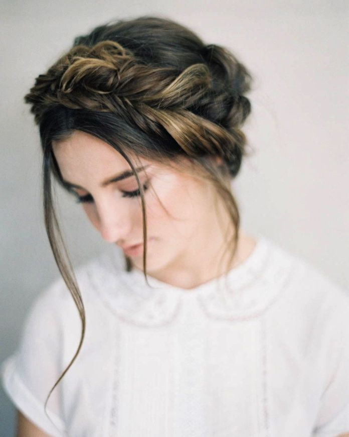 Modern-Hairstyle-for-the-Contemporary-Bride Contemporary Hairstyles for an Amazing Appearance