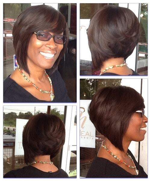Neat-basket-waves Sew In Bob Hairstyles To Give You New Looks