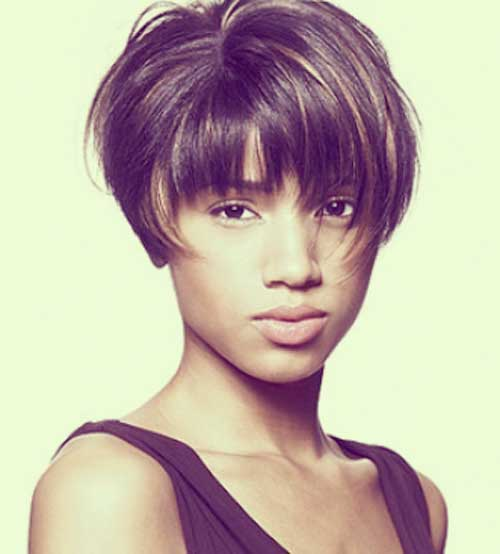 Pictures-of-Short-Hair-for-Black-Women-11 Short Hair for Black Women