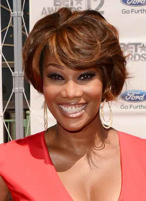 Pictures-of-Short-Hair-for-Black-Women-5 Short Hair for Black Women