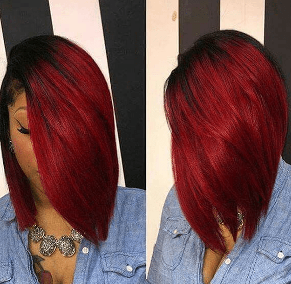 Sew-In-Bob-Hairstyles-12 Sew In Bob Hairstyles To Give You New Looks