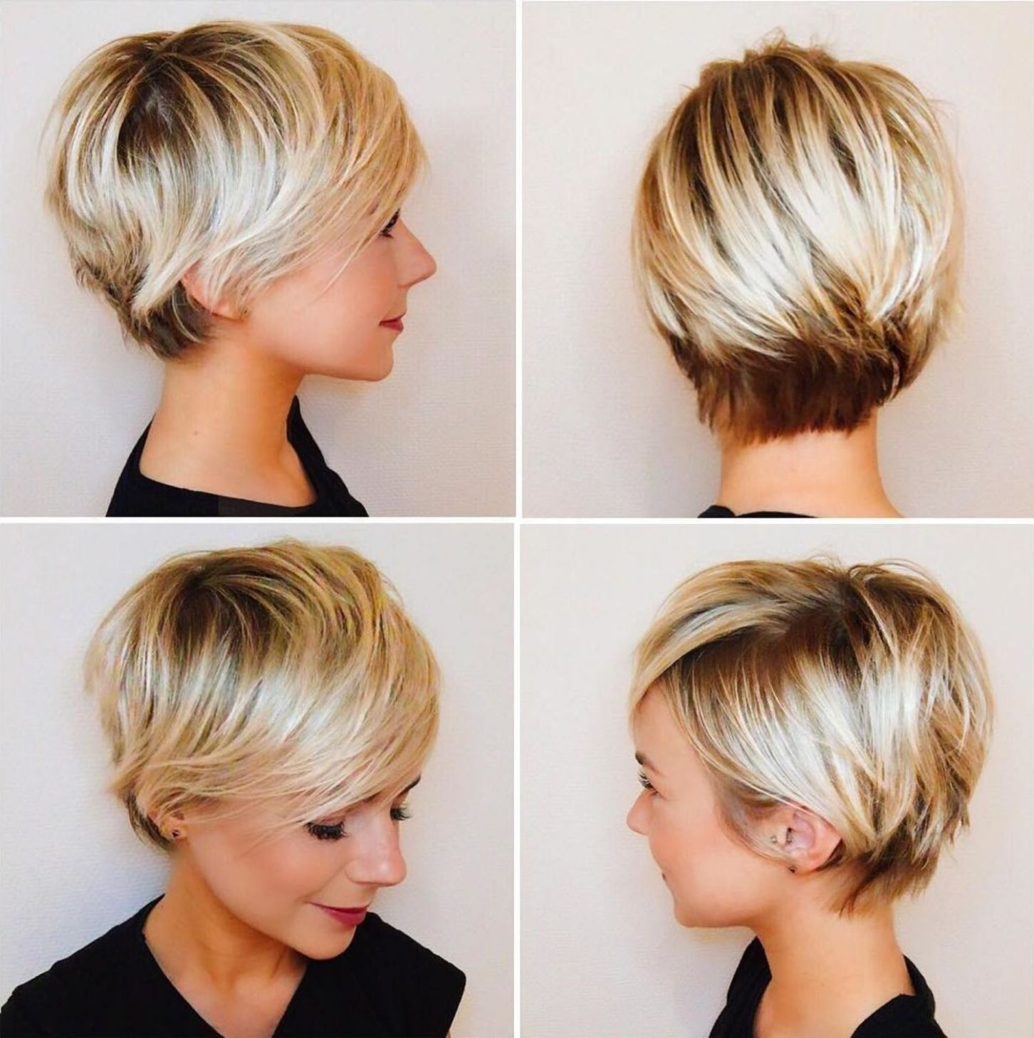 Short-Bob-Haircut Contemporary Hairstyles for an Amazing Appearance