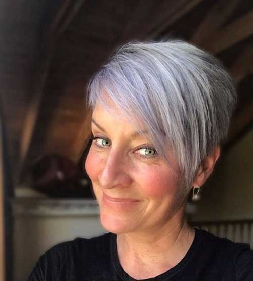 Short-Haircuts-for-Older-Women-6 Short Haircuts for Older Women 2019