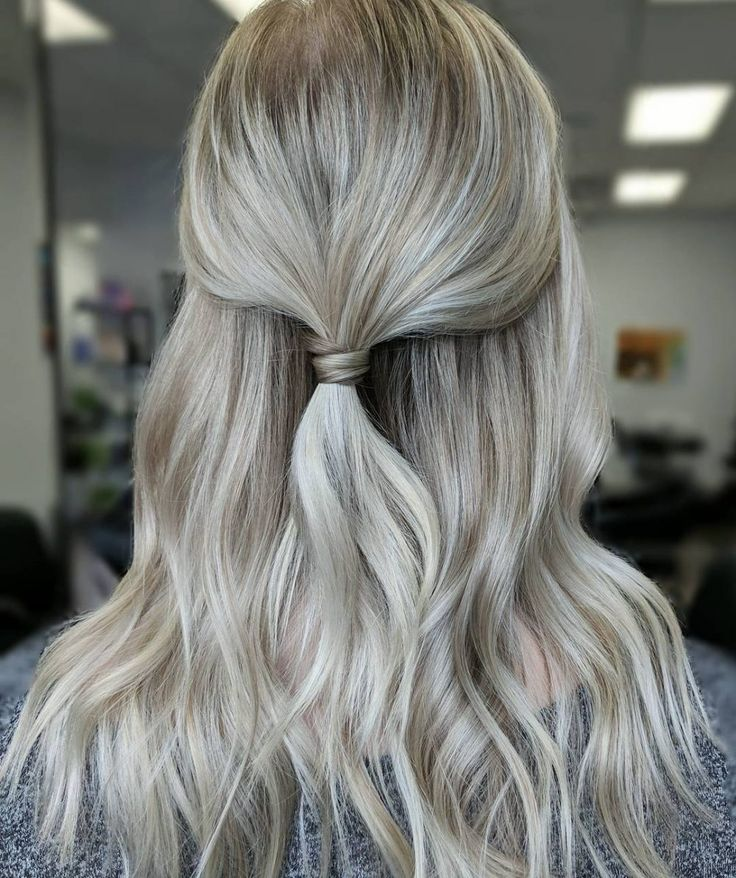 The-Silky-Knot Hot and Happening Girls Hairstyles for Party