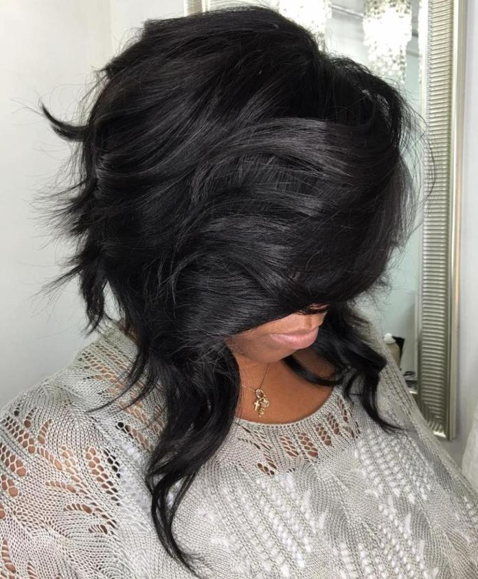 Voluptuous-Weave Stunning Ways to Rock a Sew In Bob Hairstyles