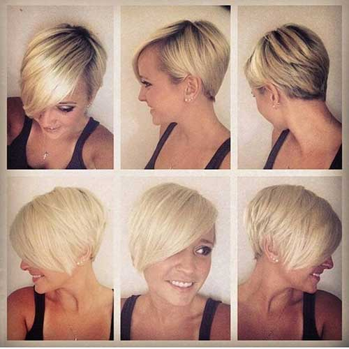 Best-Trendy-Pixie-Style Pixie Hair Styles for 2020