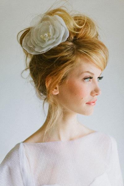Chignon 15 Stunning Bridal Hairstyles