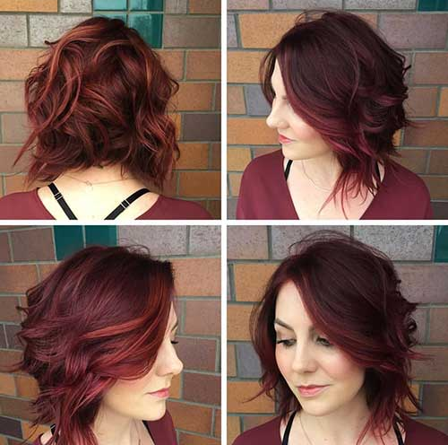 Color-For-Short-Hair-19 Color For Short Hair