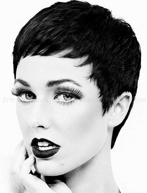 Cool-Short-Pixie-Haircut Pixie Hair Styles for 2020