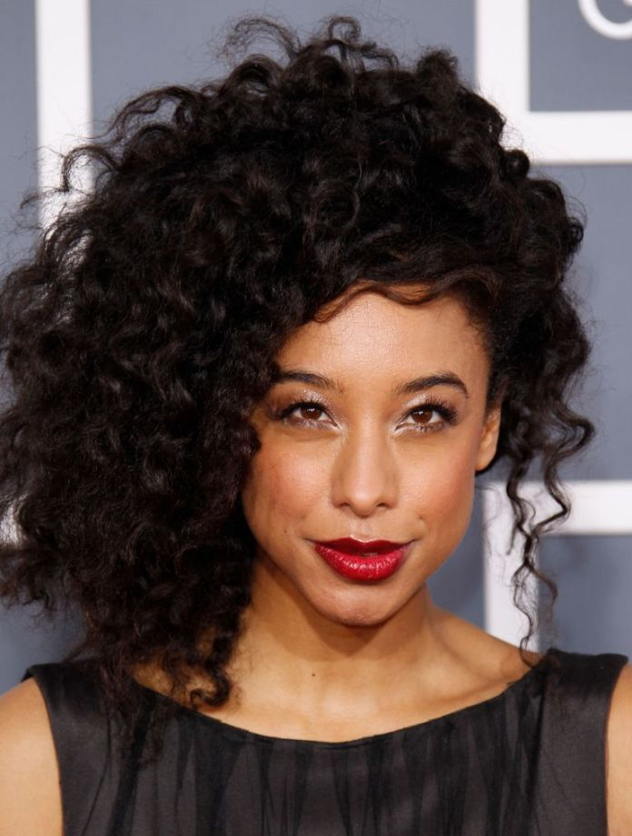 Corinne-Bailey-Raes-Exquisite-Volume Stunning Curly Hairstyles That Are All About That Texture
