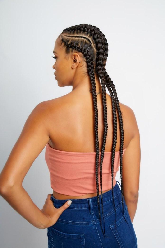 Cornrow-Tribal-Braids Tribal Braids for Super Trendy Appearance