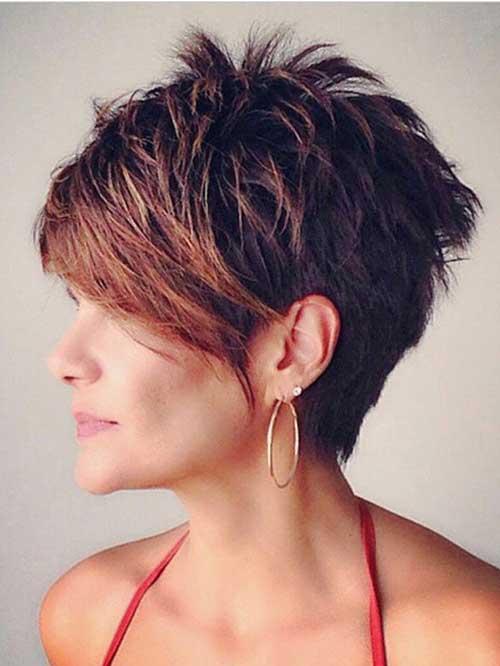Cute-Short-Pixie-Haircut-for-Girls Cute Short Hair Cuts For Girls