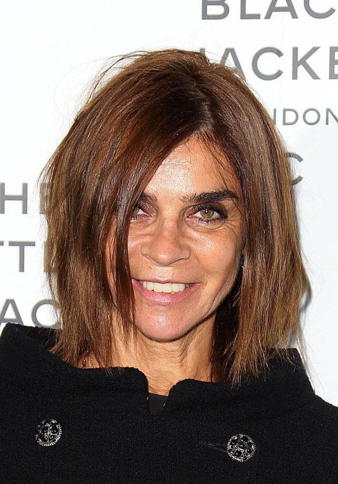 Edgy-Choppy-Medium-Straight-Bob Medium Hairstyles for Women Over 50