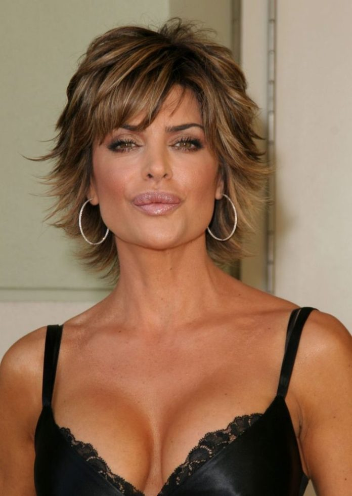 Flipped-Out-Bob Hairstyles For Women Over 50 With Bangs