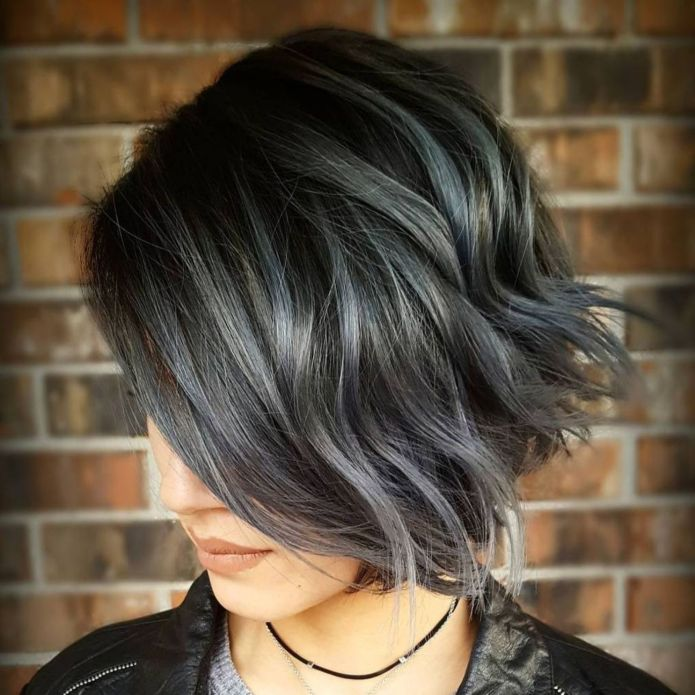 Funky-Highlights-on-Black-Hair Most Beautiful Black Hairstyles with Highlights