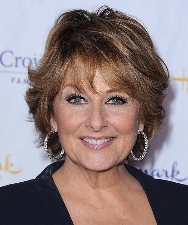 Layered-Short-Haircut-for-Women Hottest Short Layered Hairstyles For Women Over 50