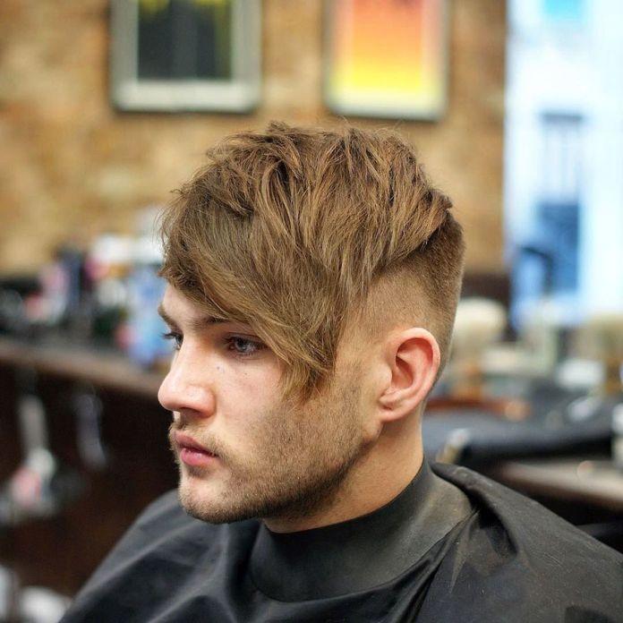 Long-Fringe-Undercut The Best Haircuts For Men