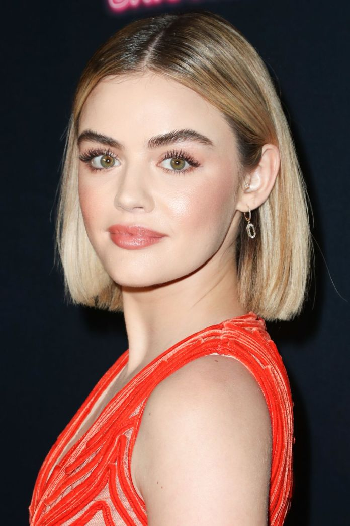 Lucy-Hale Short Blonde Hairstyles That'll Inspire You to Call Your Colorist