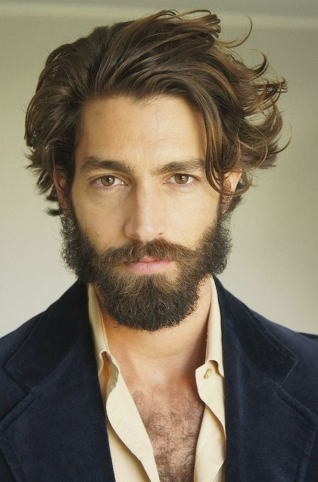 Men-Long-Hairstyle Stylish Hairstyles for Men to Look Attractive