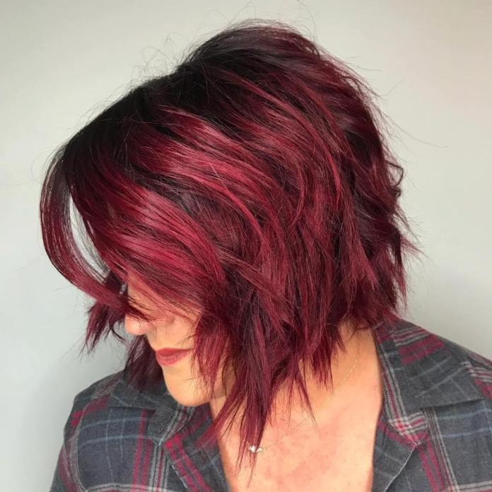 Pack-a-Punch Gorgeous Hairstyles and Haircuts for Women Over 40