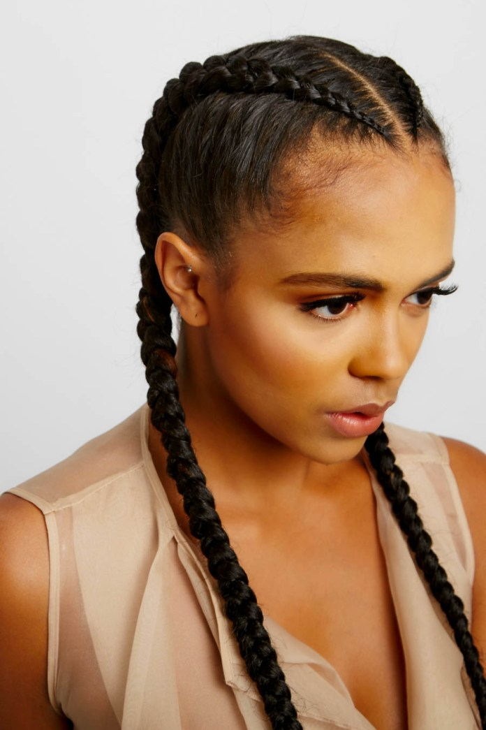 Pigtail-Braids Tribal Braids for Super Trendy Appearance