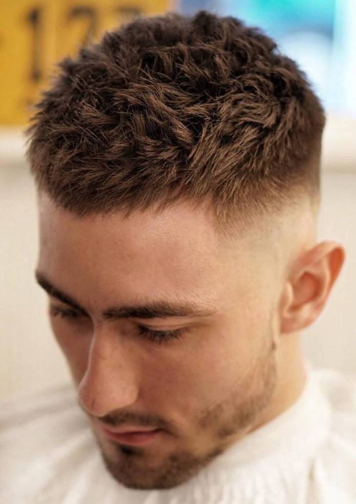 Pixie-Spike-Short-Hairstyle Stylish Hairstyles for Men to Look Attractive