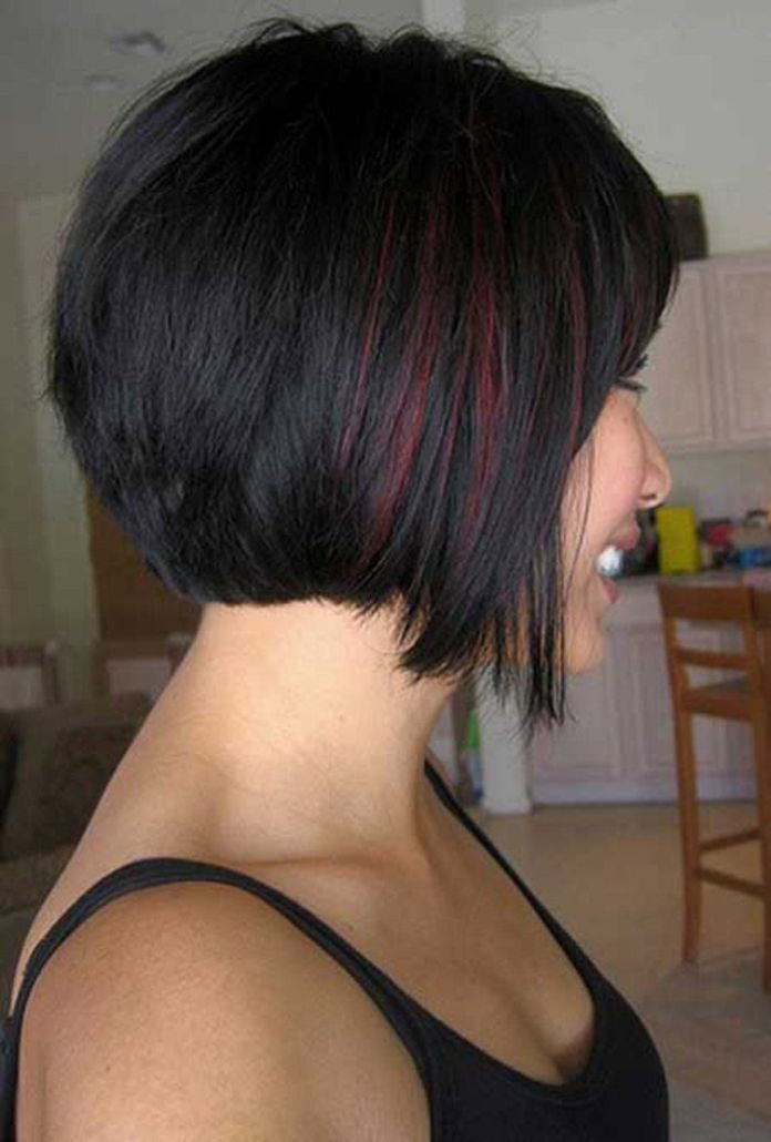 Reverse-Aligns-in-Black-Hairstyles-with-Highlights Most Beautiful Black Hairstyles with Highlights