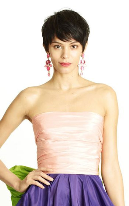 Short-Cute-Pixie-Hairstyle-for-Girls Short Cute Hairstyles
