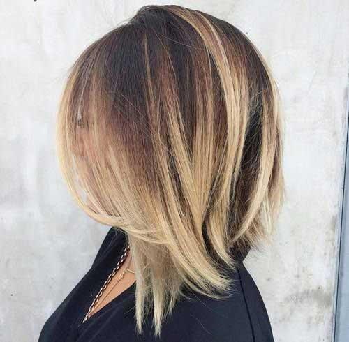 Short-Hair-Colour Color For Short Hair