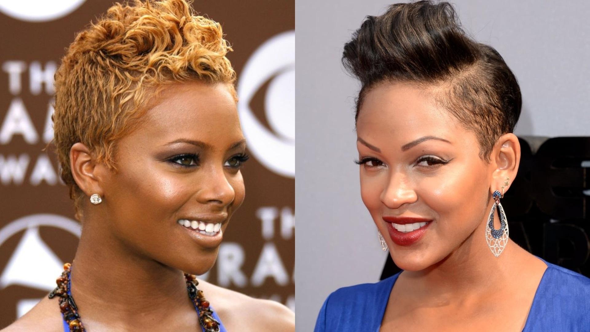 Short-Hairstyles-for-Black-Girls Short Hairstyles for Black Girls to Look Flawless