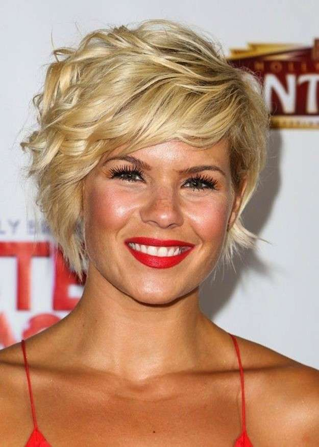 Short-Wavy-Bob Short Hair Trends for Stylish and Gorgeous Look