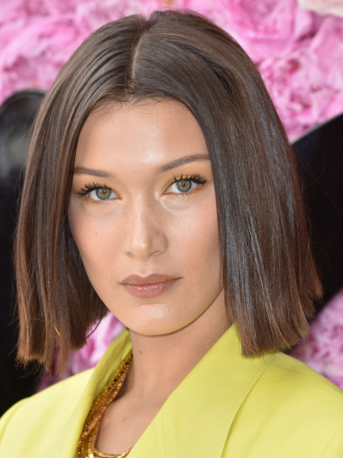 Sleek-Bob-Haircut Short Hair Trends for Stylish and Gorgeous Look