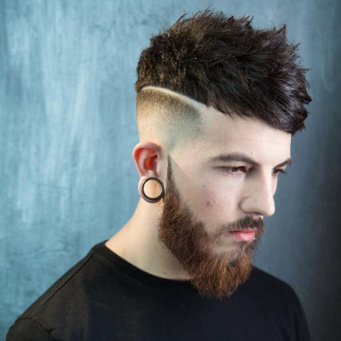 Undercut-Buzz Stylish Hairstyles for Men to Look Attractive