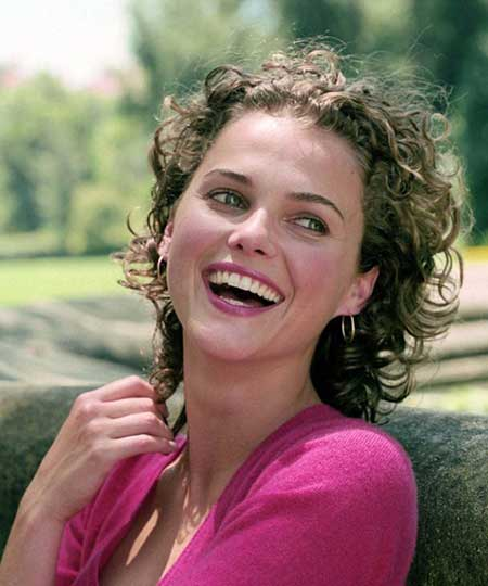 Very-Curly-and-Short-Haircut Short Curly Women's Hairstyles