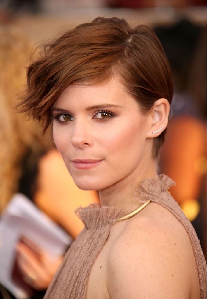 Asymmetrical-Brunette-Pixie Glamorous Pixie Cut 2020 for Astonishing Look