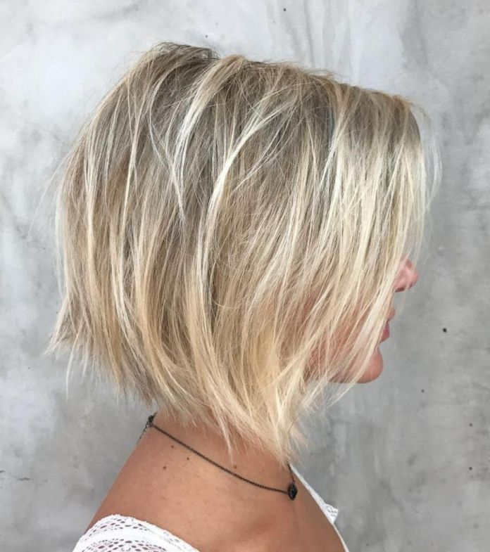 Barrel-Shaped-Bob-Haircut Most Amazing Bob Haircuts for Thin Hair