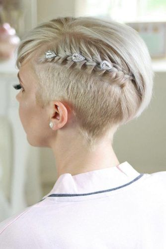 Braided-Short-Hairstyles 12 Best Short Haircuts For 2020