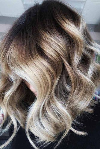 Carefree-Curls-mediumhairstyle-for-thick-hair 15 Graceful Medium Length Haircuts for Thick Hair