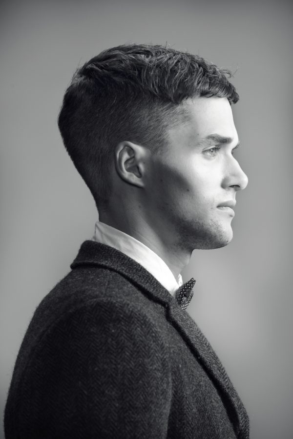 Classy-Disconnected-Undercut-with-Short-Hair Most Stylish Hairstyles with Disconnected Undercut