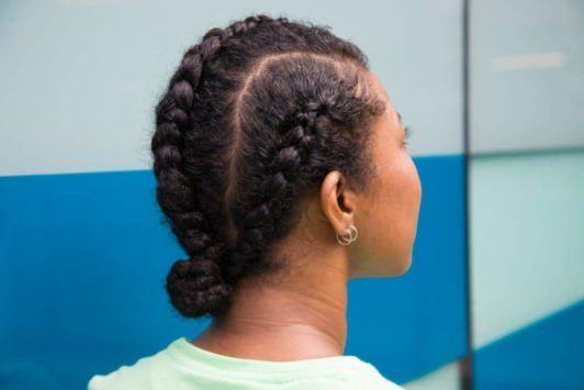 Cornrow-Braids 16 Stunning Natural Hairstyles for Black Women