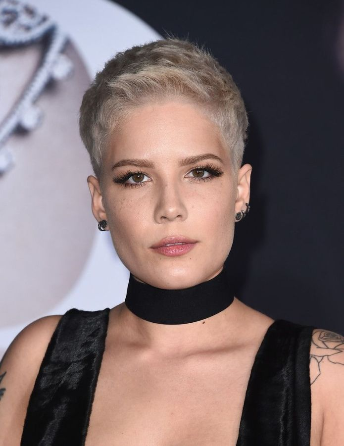 Crushed-Pixie Glamorous Pixie Cut 2020 for Astonishing Look