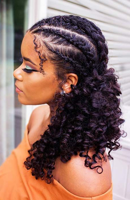 Five-Cornrow-Braids 10 Stunning Cornrow Hairstyles to Inspire Your Next Look