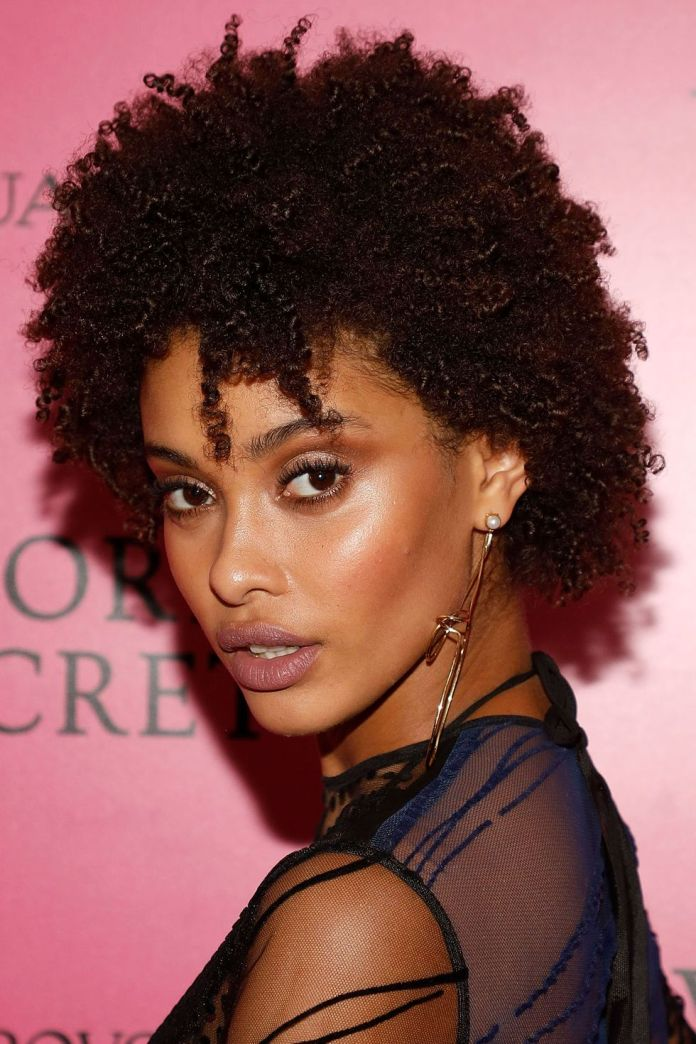 Flirty-Forehead-Pieces 12 Best Natural Hairstyles For Black Women