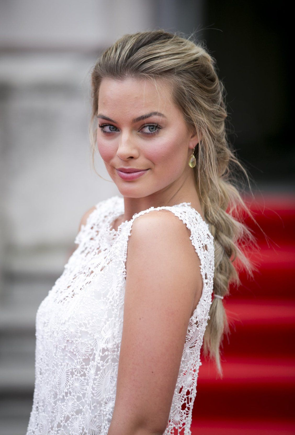 French-Braid Trendy and Stunning Long Hairstyles 2020
