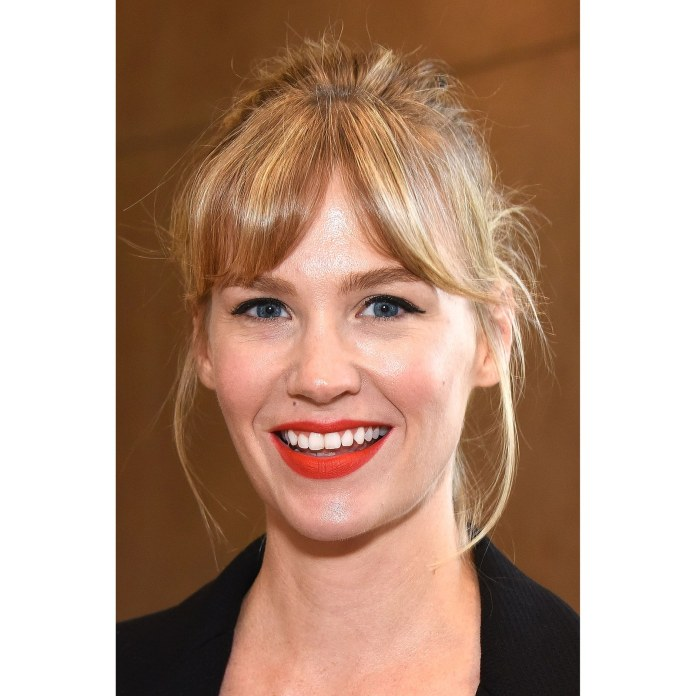 Hairstyles-with-bangs-Thick-Mid-Length-Bangs 16 eye-catching Hairstyles with bangs