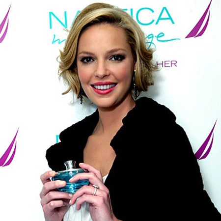 Katherine-Heigl's-Amazing-Bob-Cut Celebrity Short Hairstyles for Women