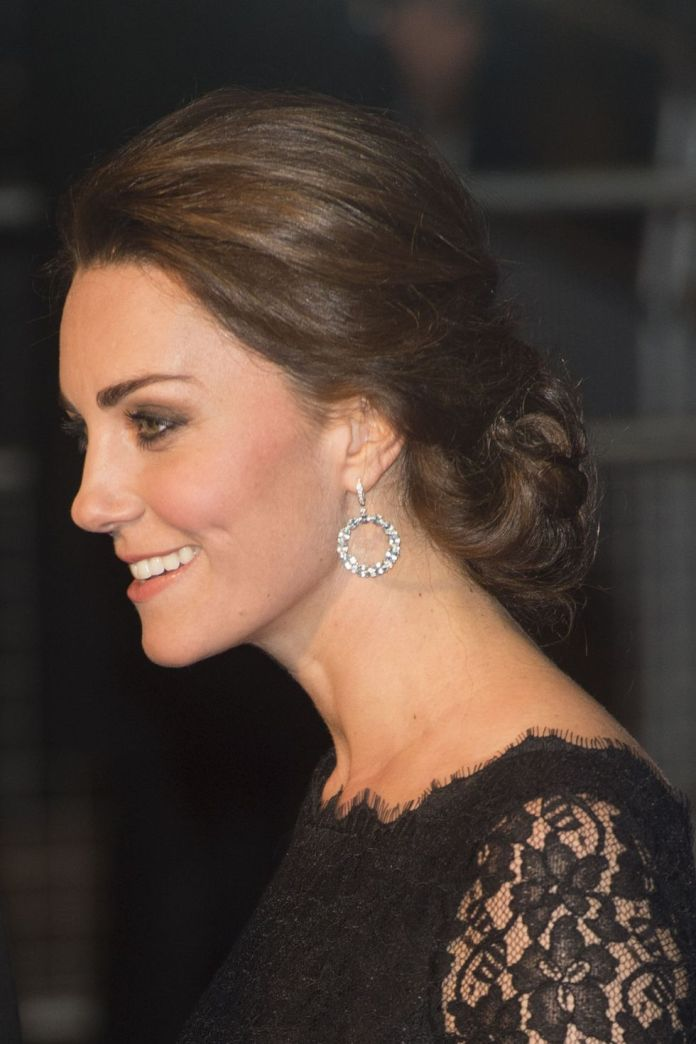 Low-Chignon 12 Elegant Hairstyles for Any Formal Occasions