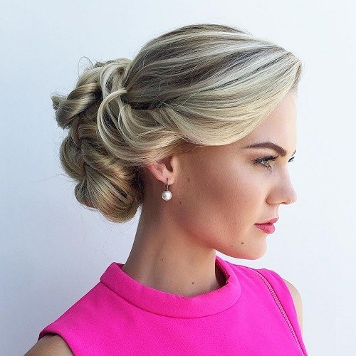Not-So-Messy-Bun 10 Messy Bun Hairstyles to Refresh Your Casual Look
